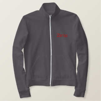 Zenia Embroidered Jacket