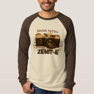 Zenit-E Soviet 1970 Vintage Shirt