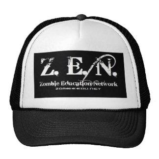 Zenlogo black Trucker Trucker Hat