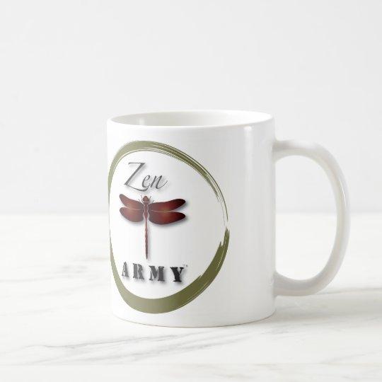 zenlogoarmyshirt coffee mug