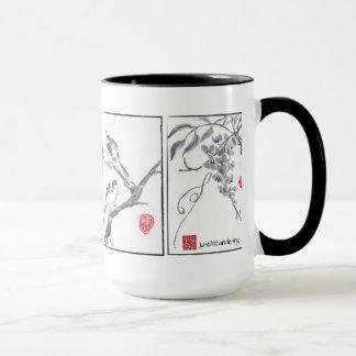 ZenNature Japanese Screen Mug