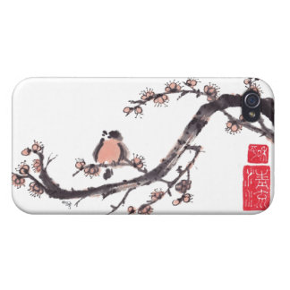 "ZenNature ""Tweet Me"" iPhone Case Covers For iPhone 4"