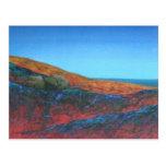 Zennor Moor at Dusk, Cornwall Postcards