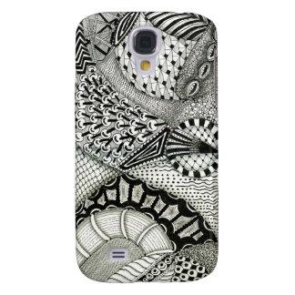 Zentangle inspiró el caso del iPhone 3