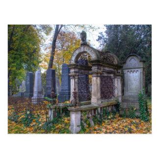 Zentralfriedhof Postcard