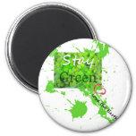 Zenz Green Design Magnets