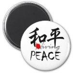 Zenz Peace Design Magnets