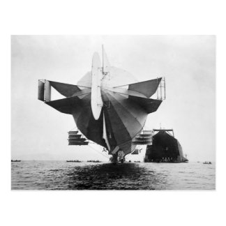 Zepelín Airship 1908 Postales