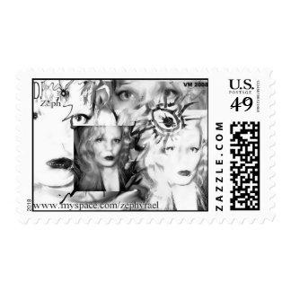 ZEPH PROMO 2008 postage stamps