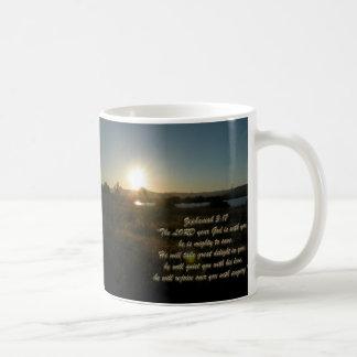Zephaniah 3:17 SE Coffee Mug