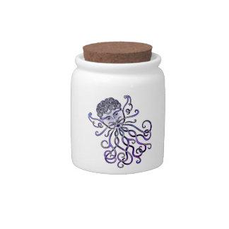 Zephyr Candy Jars