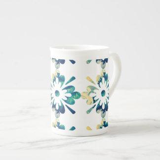 Zephyr del verano taza de porcelana