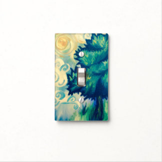 Zephyr Light Switch Cover