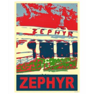 Zephyr Rollercoaster Pontchartrain Beach shirt