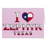 Zephyr, Texas Cards