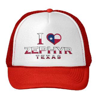 Zephyr, Texas Hat