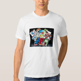 zeppa and friends t-shirt