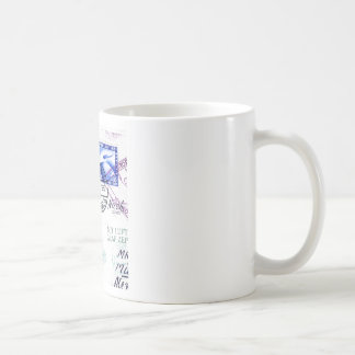 Zeppelin Adventure Travel Time Coffee Mug