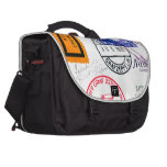 Zeppelin Adventure Travel Time Laptop Bags