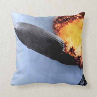 Zeppelin Exploding Pillow