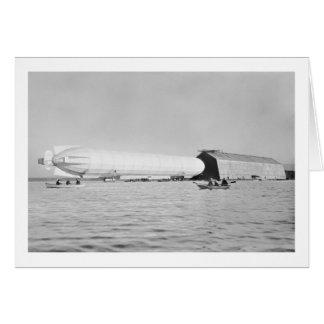 Zeppelin Garage, 1908 Cards