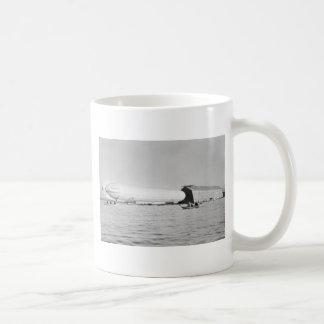 Zeppelin Garage, 1908 Coffee Mugs