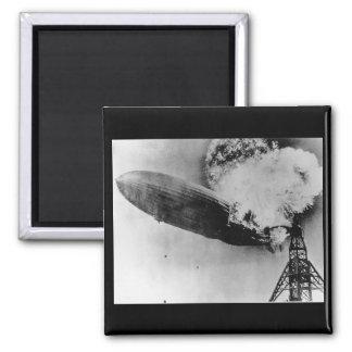 Zeppelin LZ 129 Hindenburg  Magnet