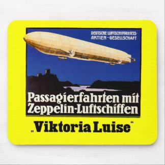 Zeppelin Viktoria Luise Mouse Pad