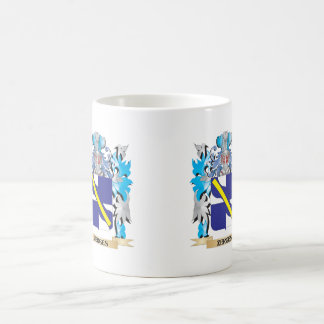 Zerges Coat of Arms - Family Crest Classic White Coffee Mug