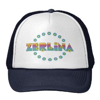 Zerlina de Flores Arco Iris Trucker Hat