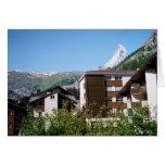 Zermatt Felicitación