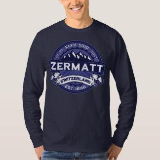 Zermatt Logo Midnight T-Shirt