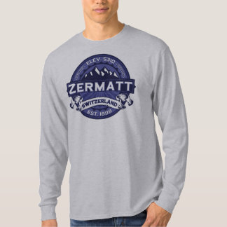 Zermatt Logo Midnight T-Shirt