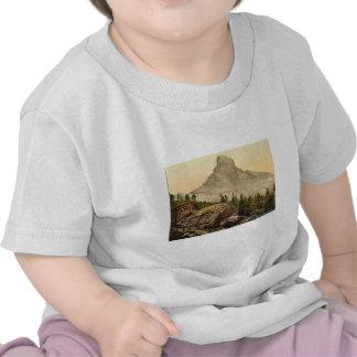 Zermatt, Staffelalp superior, con Cervino después Camiseta