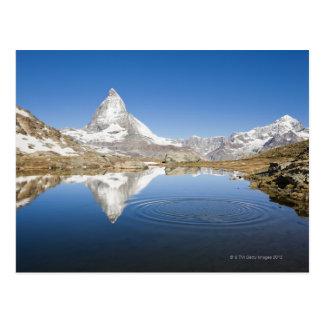 Zermatt, Suiza Tarjetas Postales