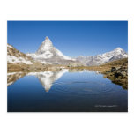 Zermatt, Switzerland Postcard