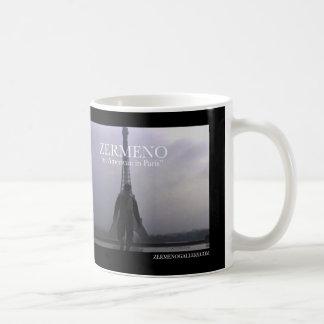"Zermeno ""An American in Paris"" Coffee Mug"