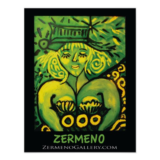 Zermeno Fine Art High Quality Poster