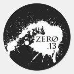 zero.13 icon sticker