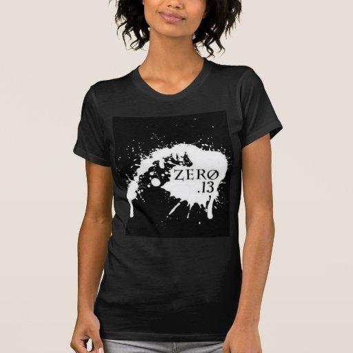 zero.13 icon tshirts