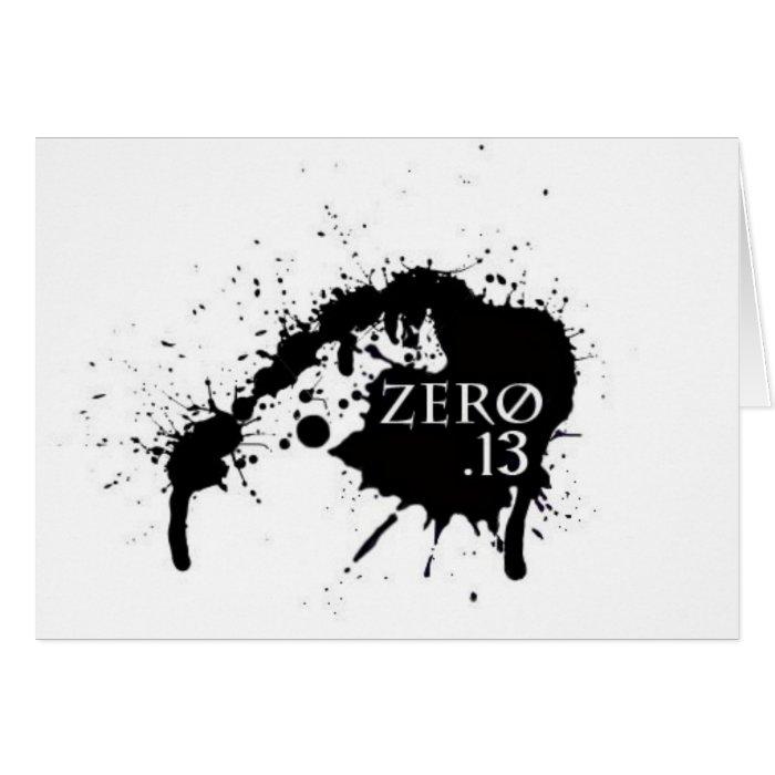 zero.13 icons card