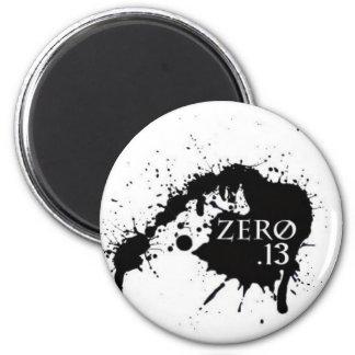 zero 13 icons magnet