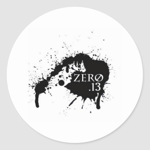 zero.13 icons round stickers