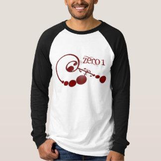 ZERO 1 Baseball T Tee Shirt