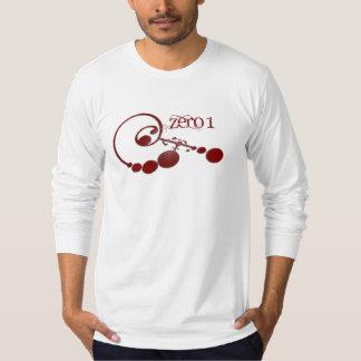 ZERO 1 Crop Circle Tee Shirt