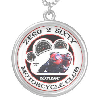 Zero 2 Sixty Mother Chap. NECKLACE