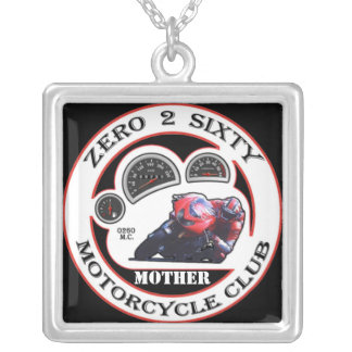 Zero 2 Sixty Mother Chapt. Necklace