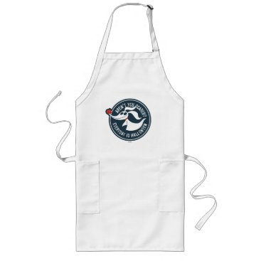 Disney Themed Zero | Aren't You Scared? Long Apron