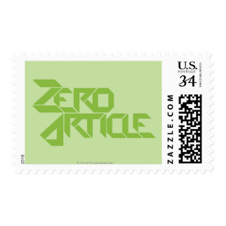 Zero Article Postage