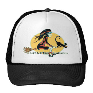 Zero Carbon Emissions Trucker Hat